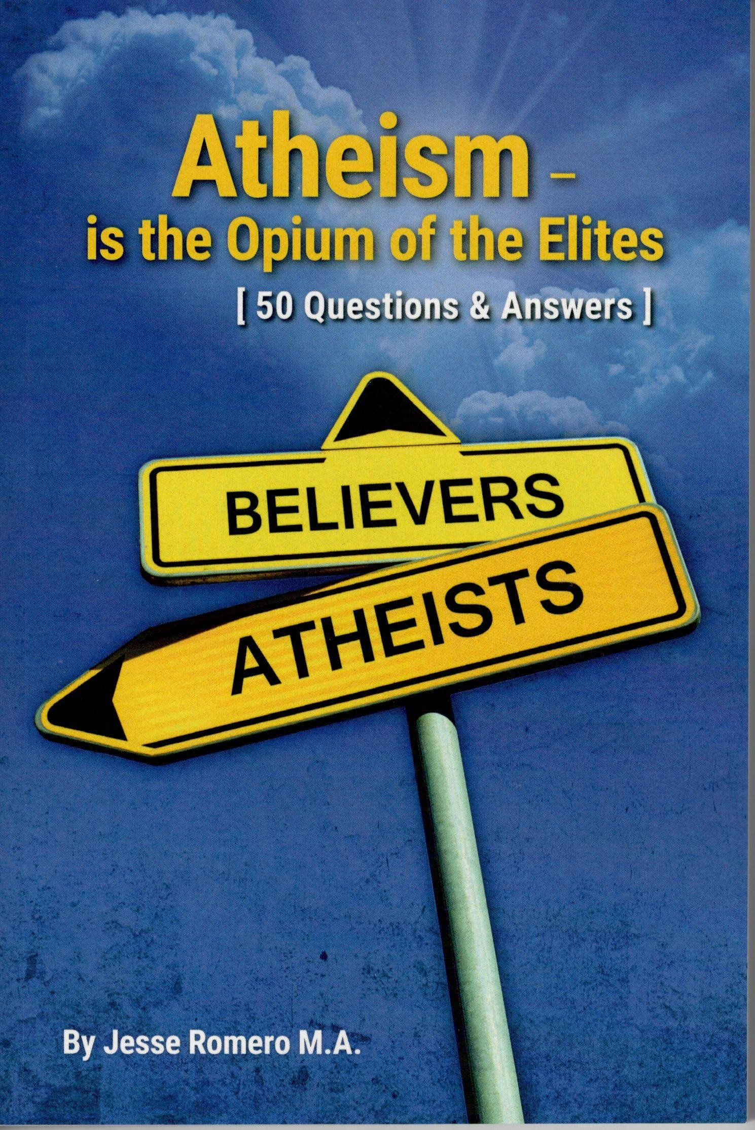 Book   Atheism   Is The Opium Of The Elites