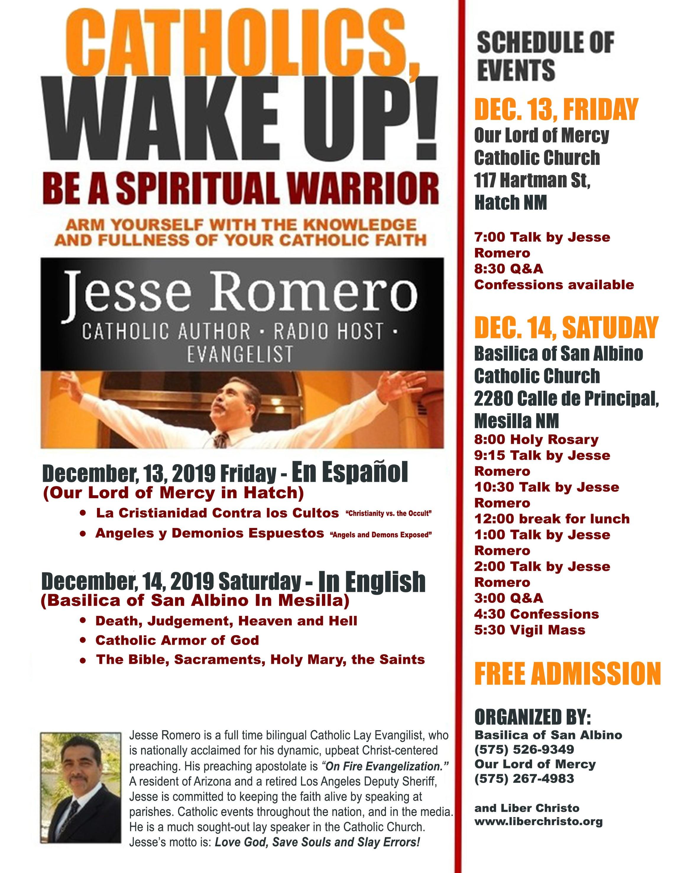 Jesse Romero New Mexico Flyer