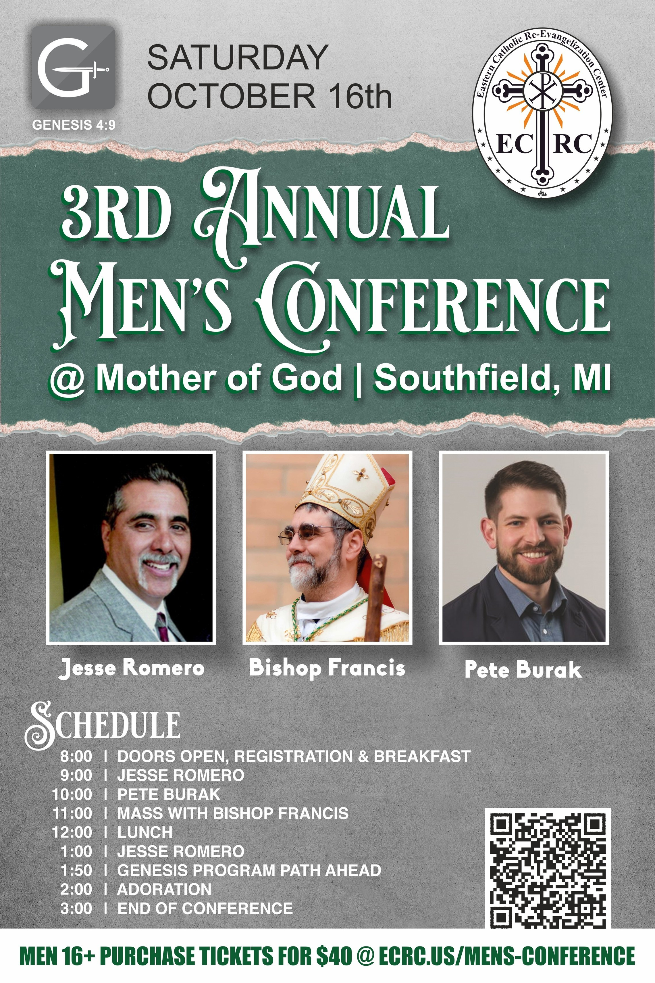 Mens Conference 2021