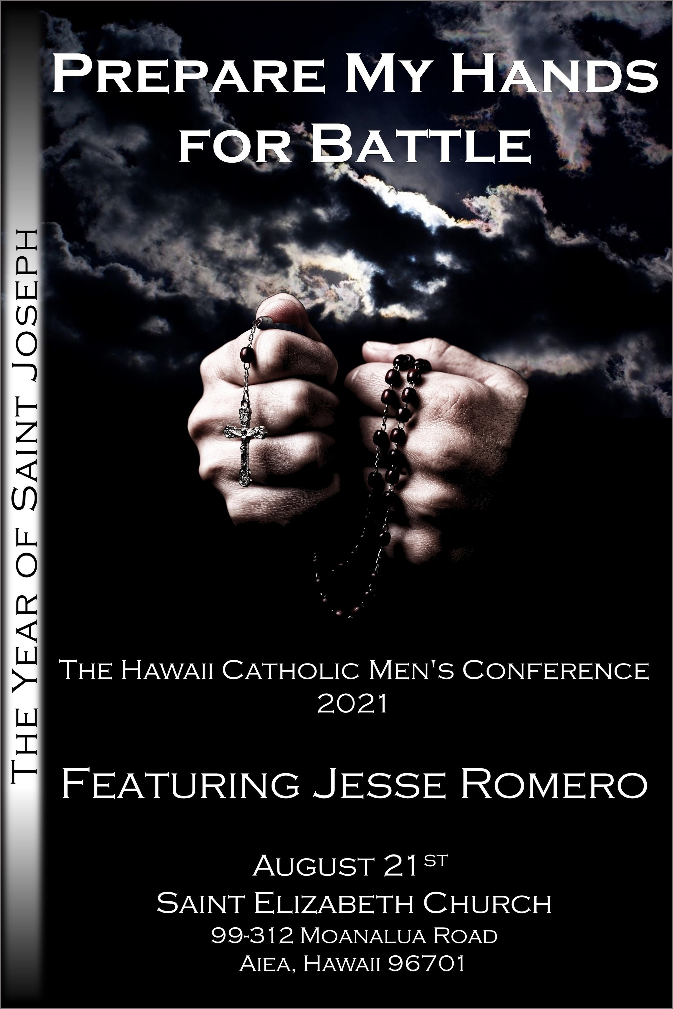 The Hawaii Catholic Men's Conference 2021