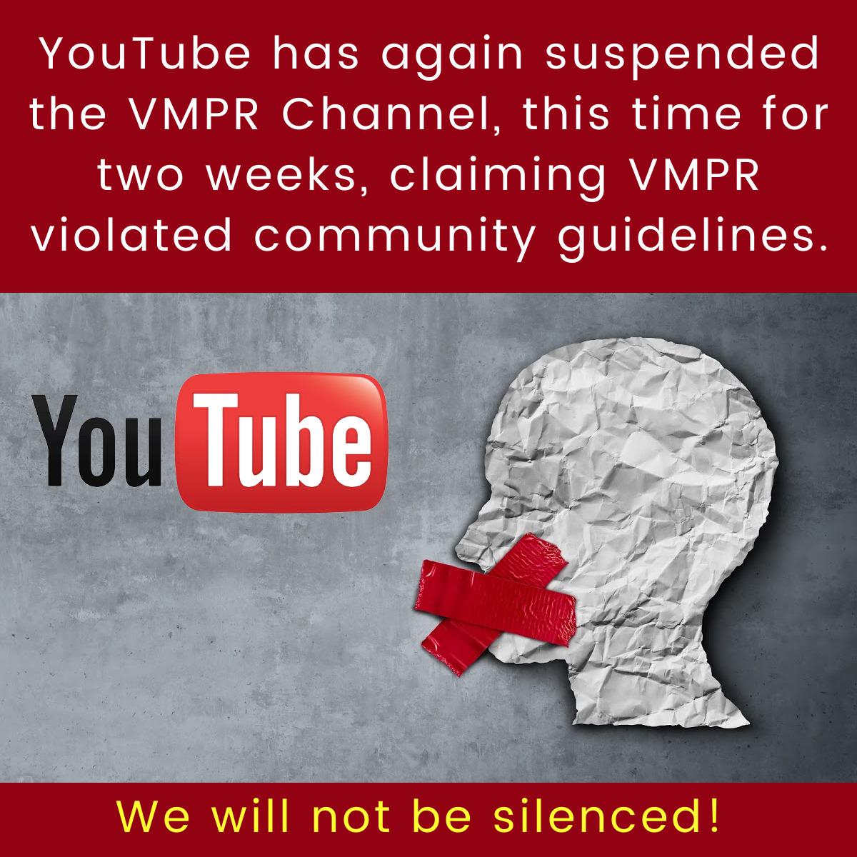 YouTube Censor