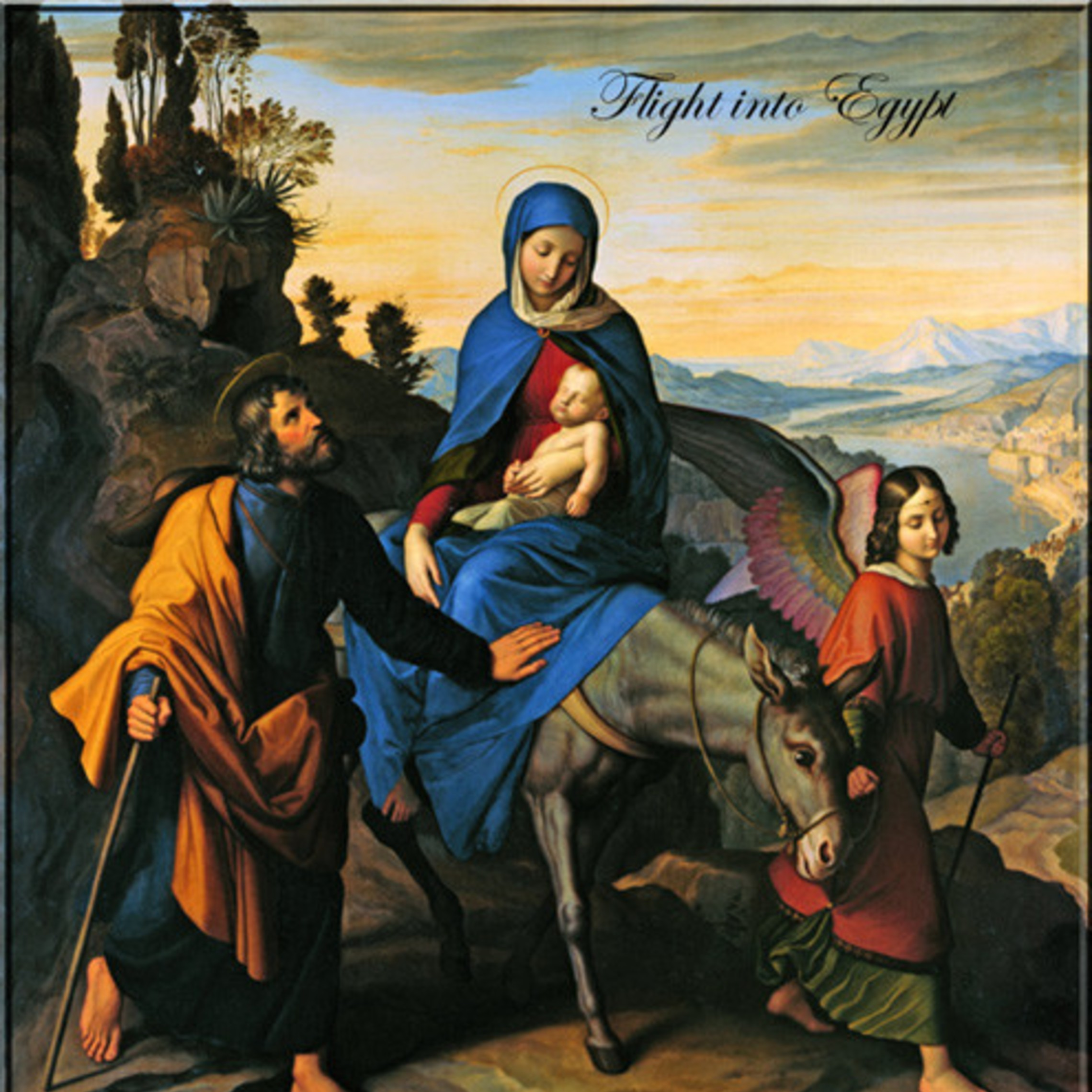 Flight Into Egypt Main New