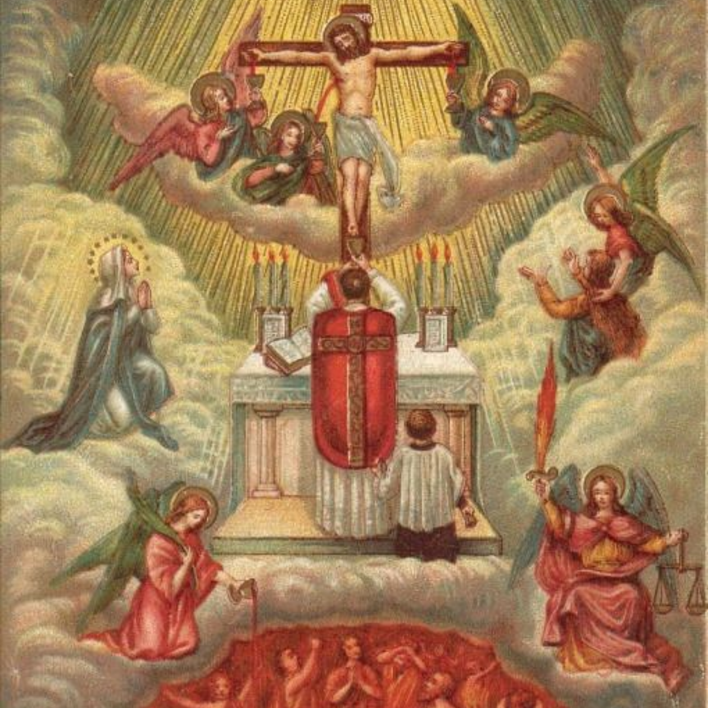 Holy Mass Pic