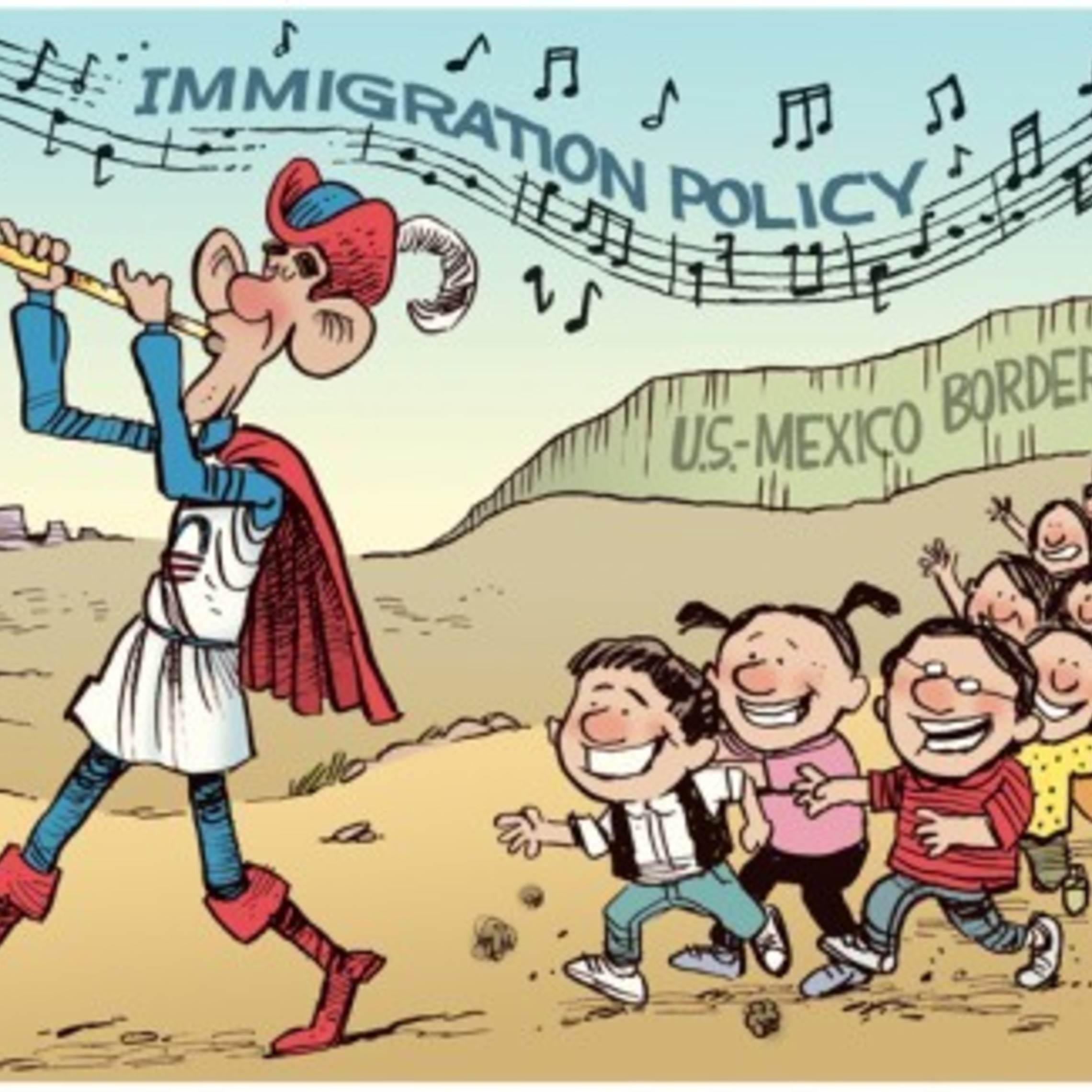 Slowig Illegal Immigration Of Minors