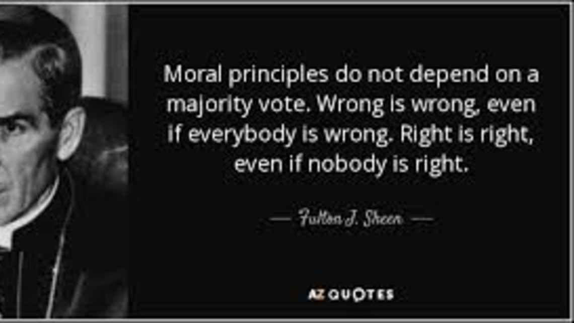 morality does not depend on religion Running head: does morality depend on religion 2 does morality depend on religion why might morality not depend on religion why not is it desirable for our moral.