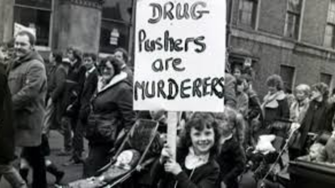 Drug Pushers