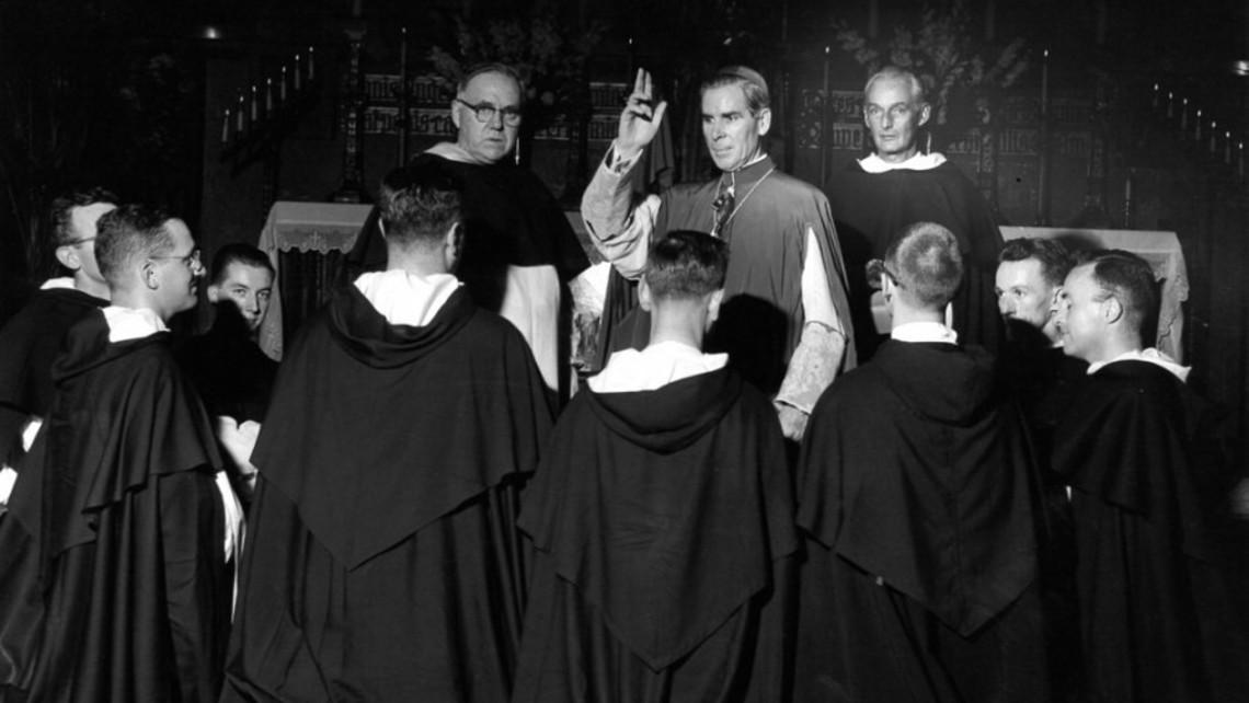 Fulton Sheen Dominican Missionaries 8 31 1956 E1428941559970