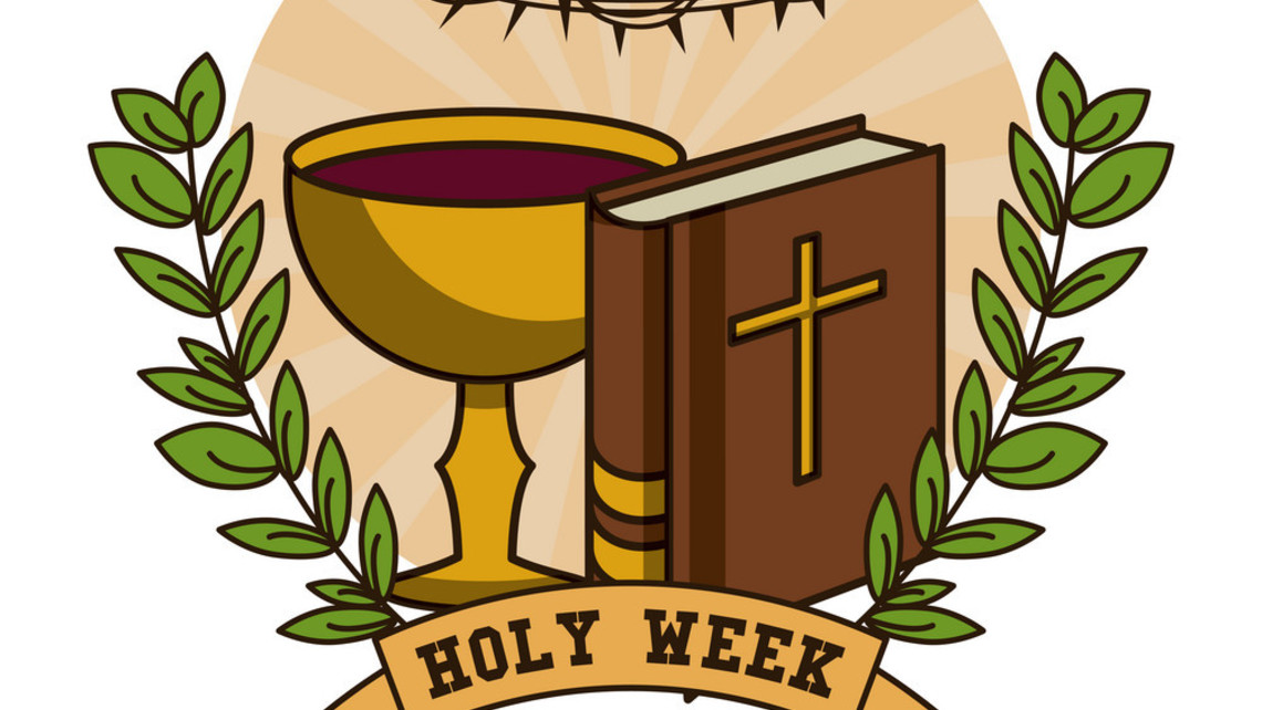 MAKING THE MOST OF HOLY WEEK   Jesse Romero