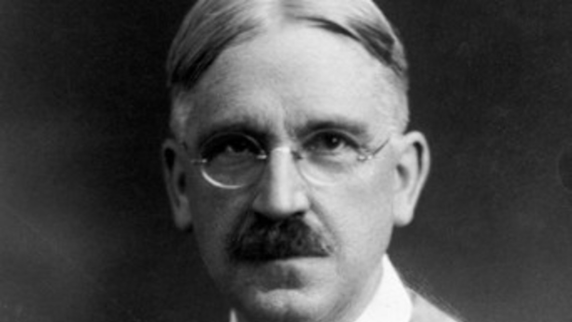 How John Dewey Destroyed The Souls Of Our Children