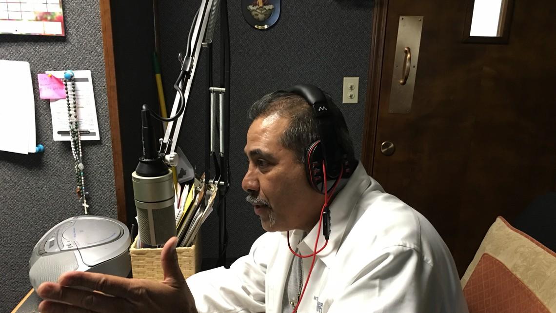 Jesse on Radio