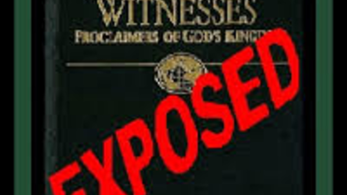 Jehovahs Witness Exposed