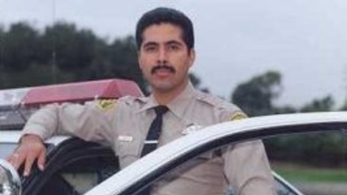 Jesse Romero Lasd In Uniform