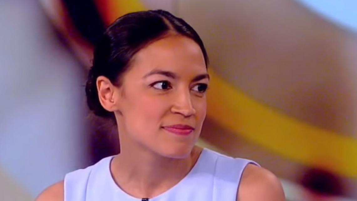 Ocasio Cortez Democratic Socialist
