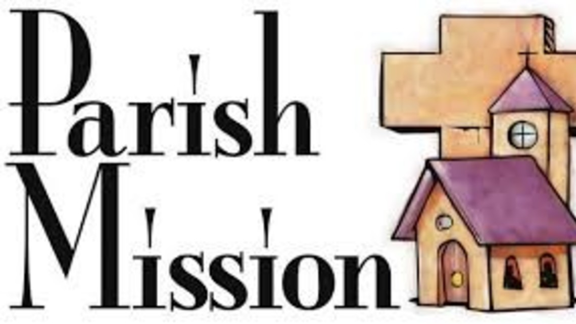 Parish Mission Flyer