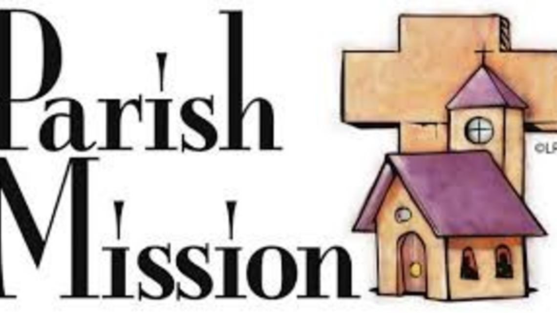 Parish Mission Flyer