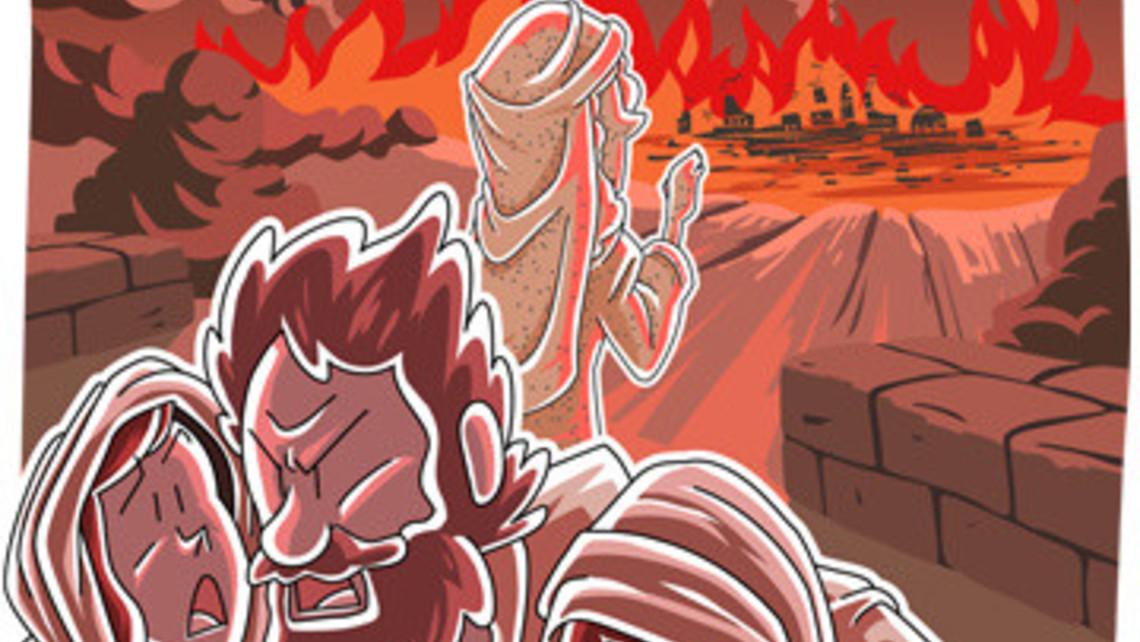Sodom And Gomarrah
