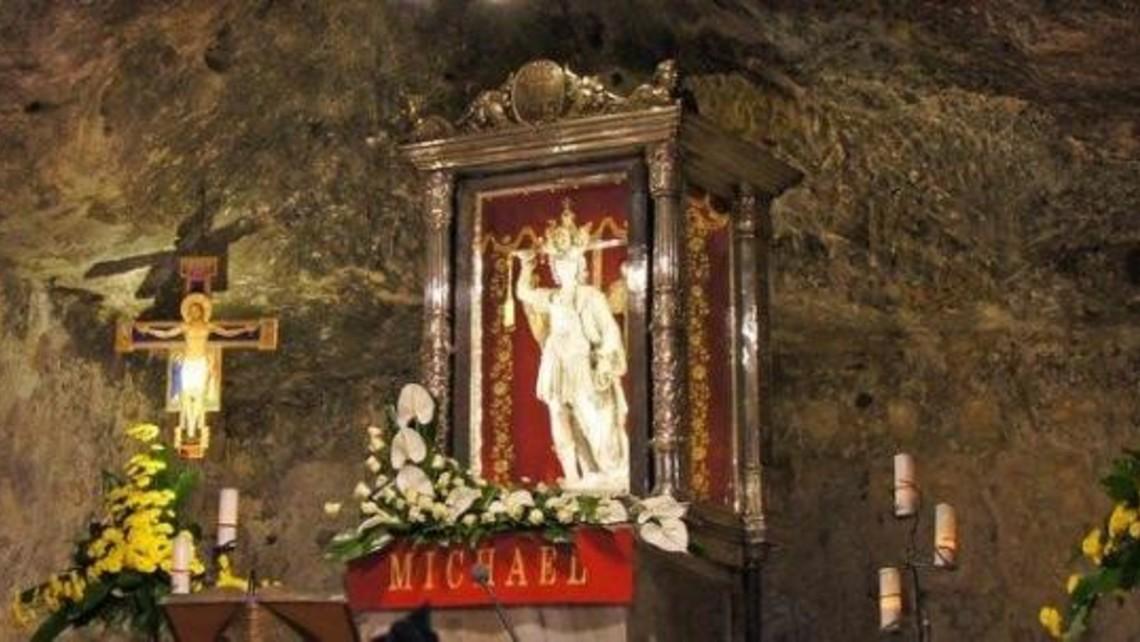 St. Michael Cave