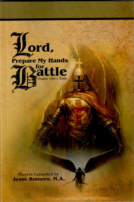 Lord, Prepare MyHands For Battle - Book | Jesse Romero