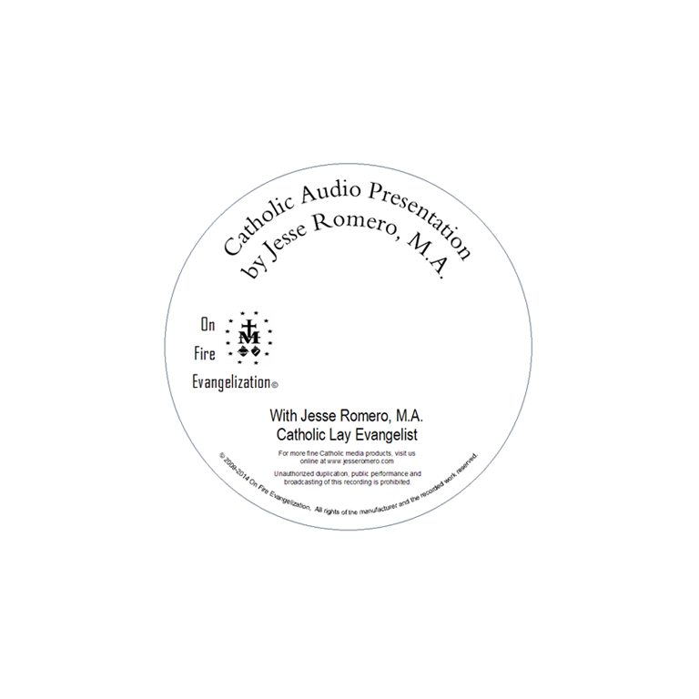 Jesse Romero | Catholic Author • Radio Host • Evangelist